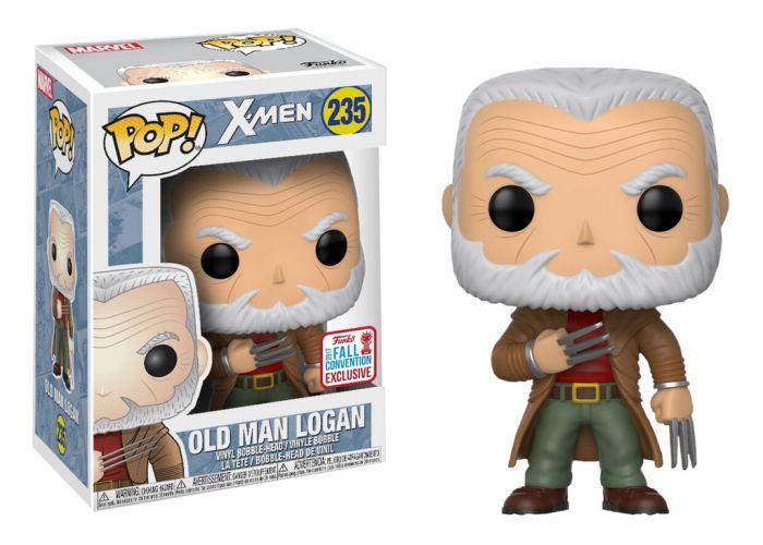 X-men - Stary Logan