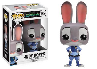 Zwierzogród - Judy Hopps