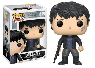 The 100 - Bellamy