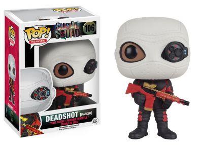 Legion samobójców - Deadshot