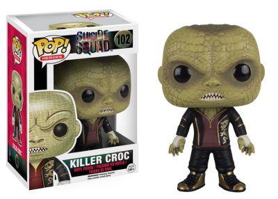 Legion samobójców - Killer Croc