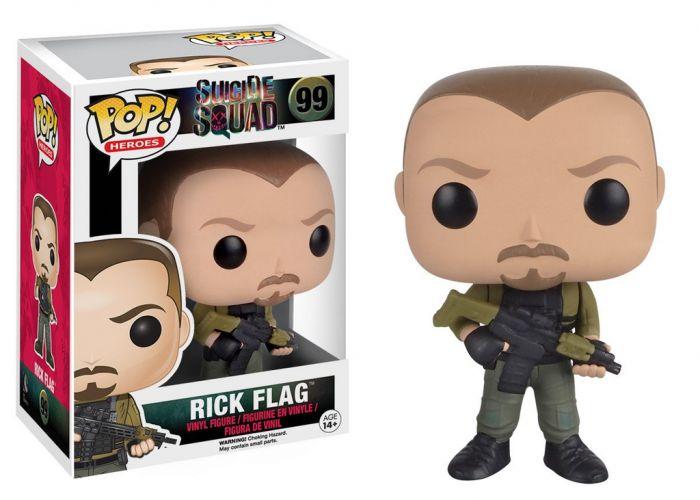 Legion samobójców - Rick Flag