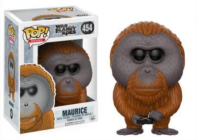 Wojna o planetę małp - Maurice