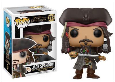 Piraci z Karaibów - Jack Sparrow