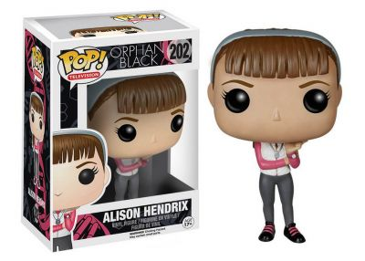 Orphan Black - Alison Hendrix