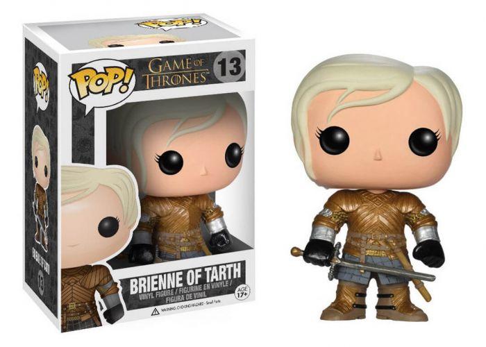 Gra o Tron - Brienne of Tarth