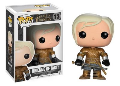 Gra o Tron - Brienne of Tarth