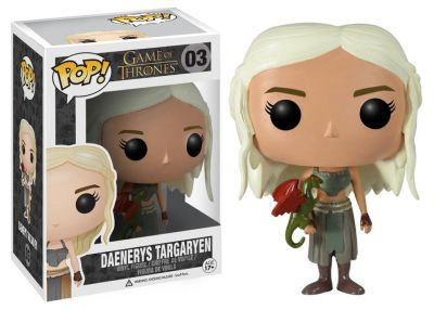 Gra o Tron - Daenerys Targaryen 2