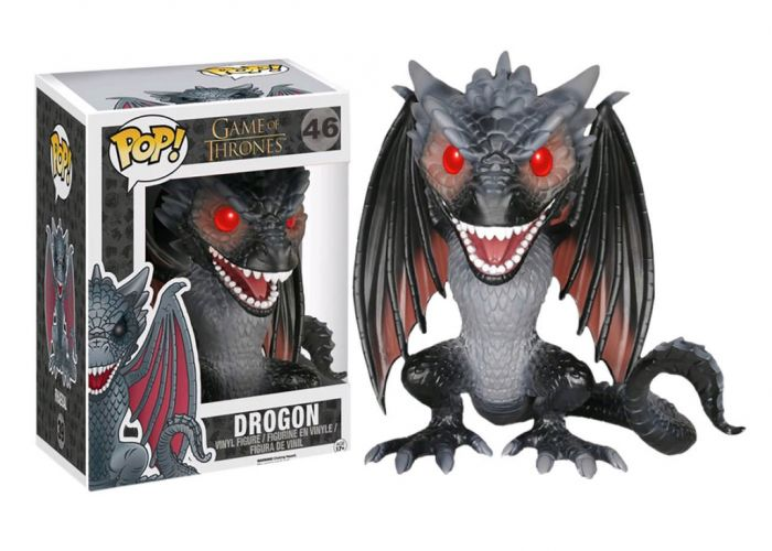 Gra o Tron - Drogon 2