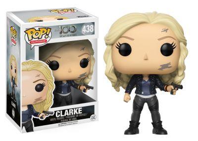 The 100 - Clarke