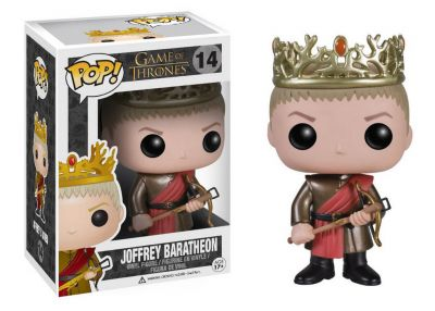 Gra o Tron - Joffrey Baratheon
