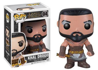 Gra o Tron - Khal Drogo