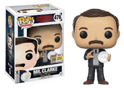 Stranger Things - Mr. Clarke