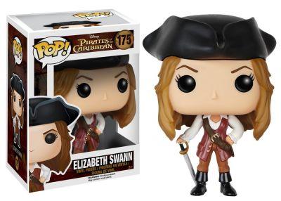 Piraci z Karaibów - Elizabeth Swann
