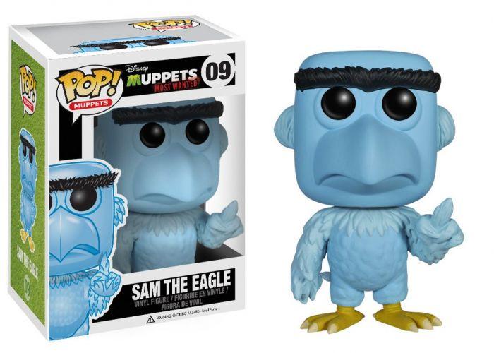 Muppety - Orzeł Sam