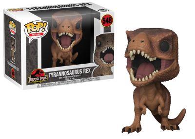 Park Jurajski - Tyranozaur Rex