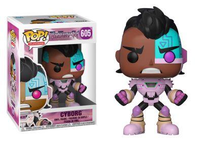 Młodzi Tytani: Akcja! - Cyborg