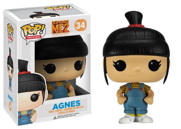 Minionki rozrabiają - Agnes