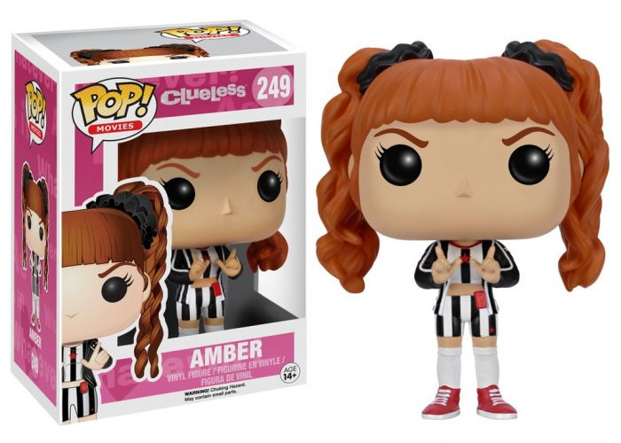 Clueless - Amber