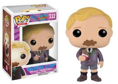 Willy Wonka i fabryka czekolady - Augustus Gloop