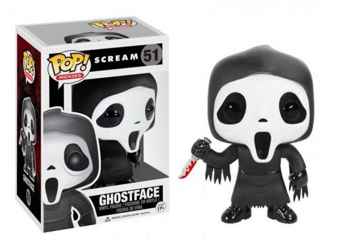 Krzyk - Ghostface