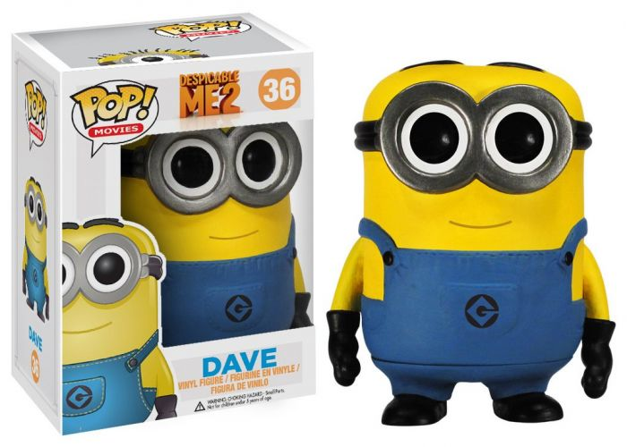 Minionki - Dave