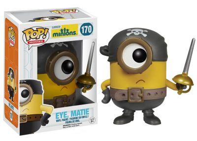 Minionki - Eye, Matie