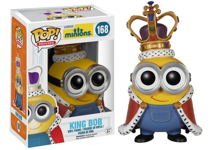 Minionki - Król Bob