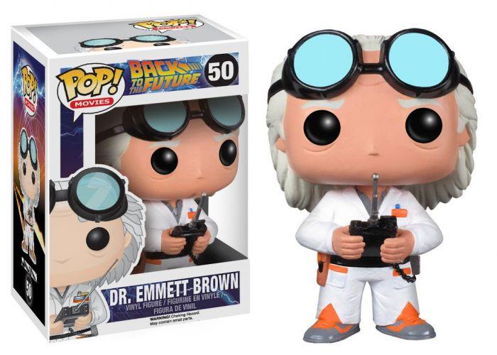 Powrót do przyszłości - Dr. Emmett Brown
