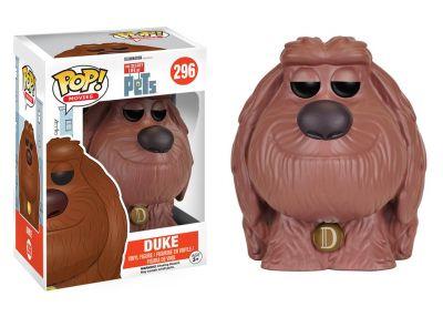 Sekretne życie zwierzaków - Duke