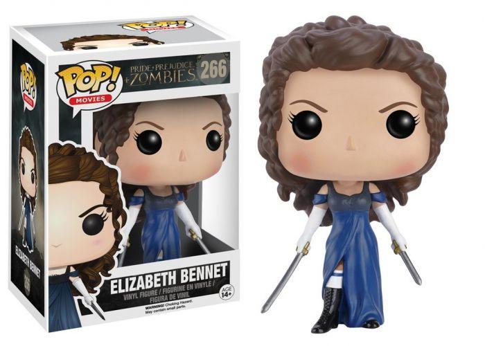Duma i uprzedzenie i zombie - Elizabeth Bennet