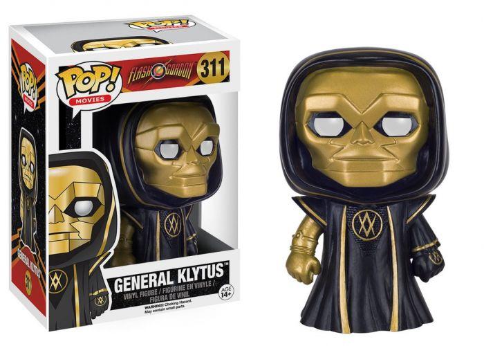 Flash Gordon - Generał Klytus