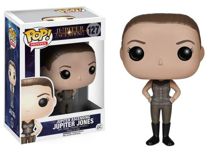 Jupiter: Intronizacja - Jupiter Jones