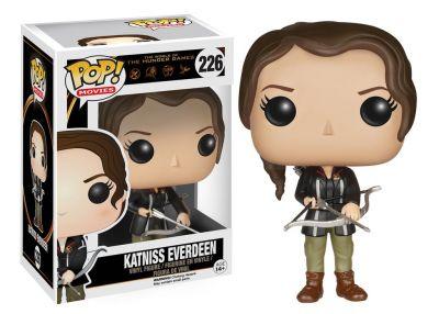 Igrzyska Śmierci - Katniss Everdeen