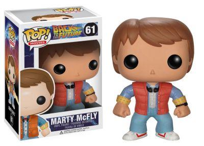 Powrót do przyszłości - Marty McFly