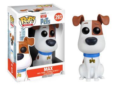 Sekretne życie zwierzaków - Max