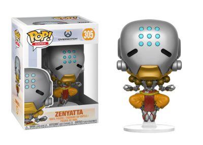 Overwatch - Zenyatta