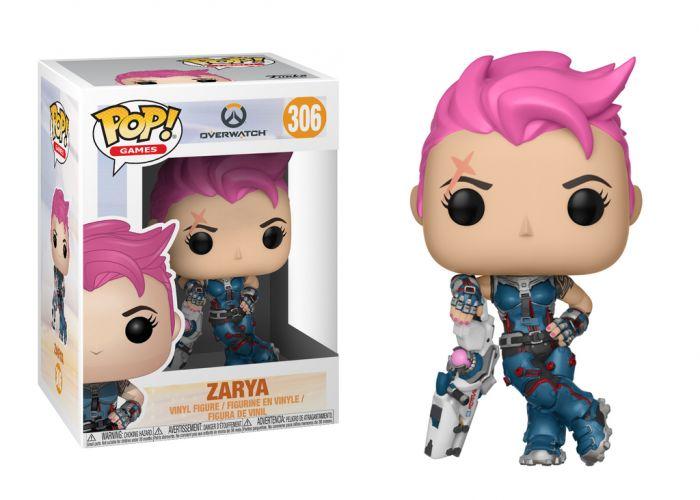 Overwatch - Zaria
