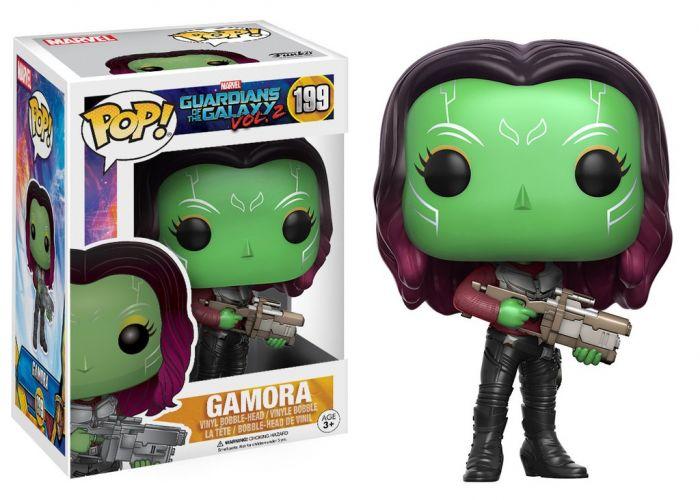 Strażnicy Galaktyki vol. 2 - Gamora