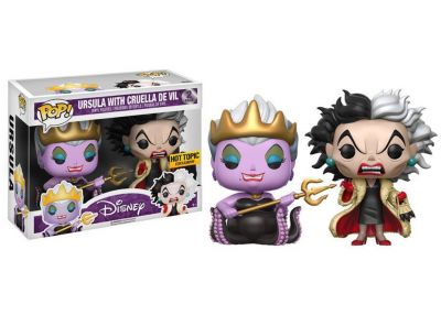 Disney - Ursula & Cruella de Vil