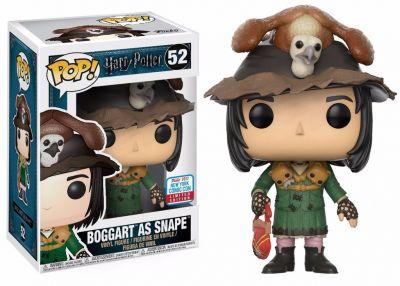 Harry Potter - Boggart jako Snape