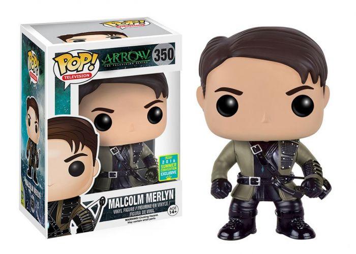 Arrow - Malcolm Merlyn