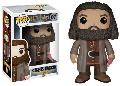 Harry Potter - Rebeus Hagrid