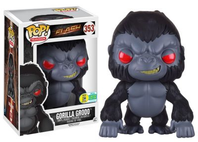 The Flash - Goryl Grodd