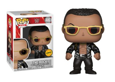 WWE - The Rock 2
