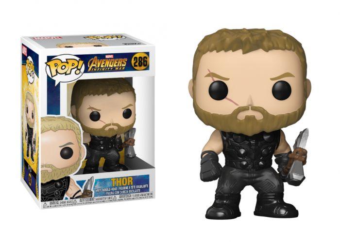 Avengers: Wojna bez granic - Thor