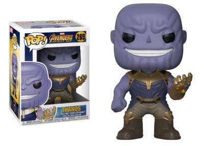 Avengers: Wojna bez granic - Thanos