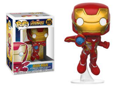 Avengers: Wojna bez granic - Iron Man