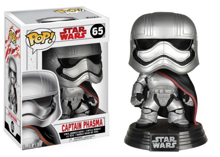 Gwiezdne Wojny: Ostatni Jedi - Kapitan Phasma