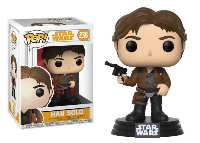 Gwiezdne Wojny: Han Solo - Han Solo